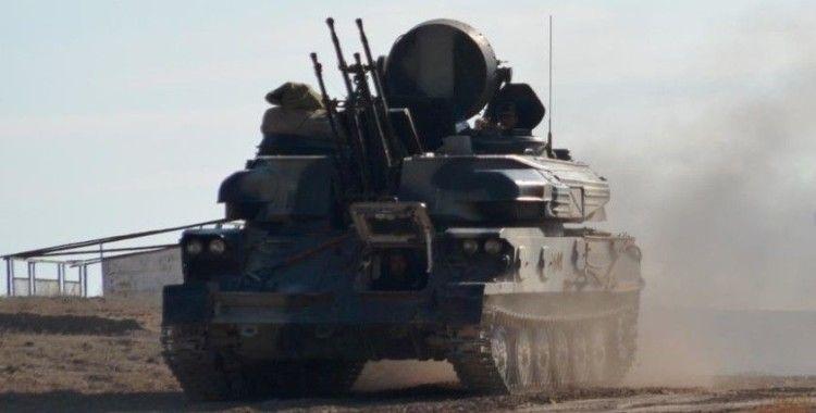 Azerbaycan, Ermenistan'a ait askeri hedefleri yok etti