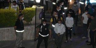 'Kartal Pençesi 'operasyonunda 10 tutuklama