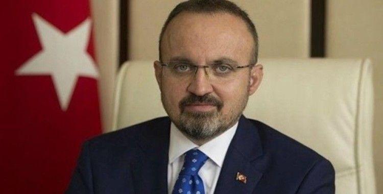 AK Parti Grup Başkanvekili Bülent Turan, CHP Genel başkanı Kılıçdaroğlu'na cevap verdi