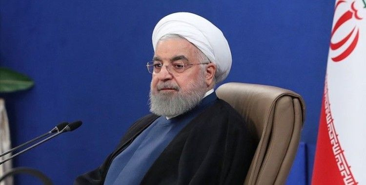 Ruhani: ABD'deki mevcut hükümet hiçbir şeyin ölçüsü olamaz