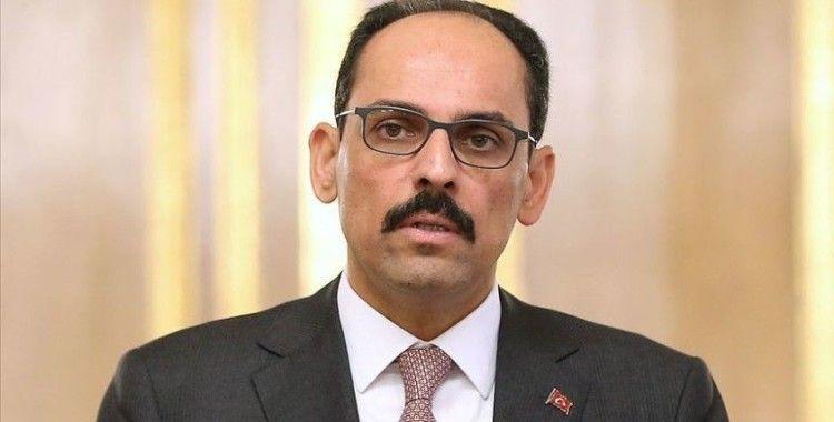 Cumhurbaşkanlığı Sözcüsü Kalın, TRT World Forum'da 15 Temmuz'u değerlendirdi