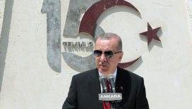 Cumhurbaşkanı Erdoğan: FETÖ'cü hainlerin TBMM'yi özellikle hedef alması rastgele bir tercih değil