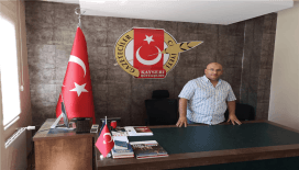 Kayseri Büyükşehir Gazeteciler Cemiyeti Başkanlığına Okan Geçgel seçildi
