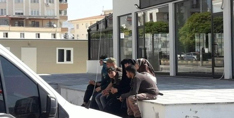 Kilis'te göçmen kaçakçılığı
