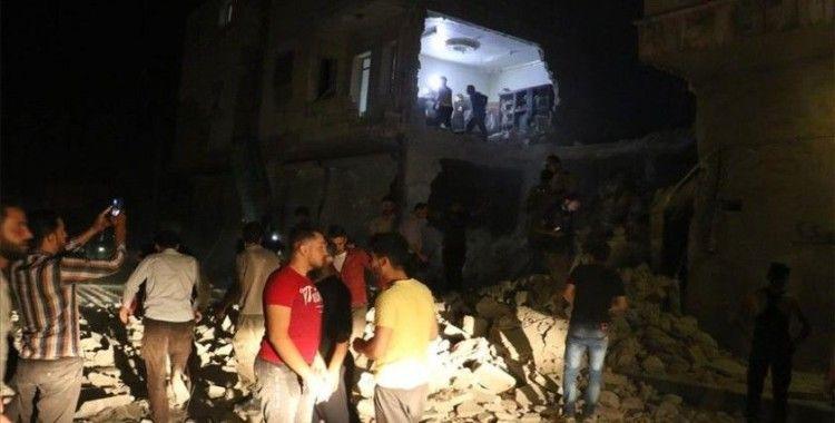 Esed rejimi Bab'a saldırdı: 2 ölü