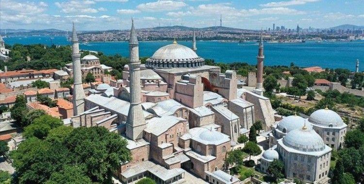 Üsküplü İlahiyatçı Baki'den Ayasofya'nın açılmasına destek: Balkanlardaki camilerin tac-ı şahı Ayasofya'dır