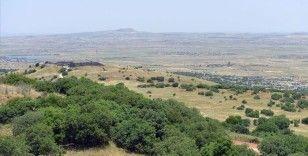 İsrail Golan Tepeleri üzerindeki hava sahasını kapattı