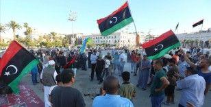 BM ve Libyalı yetkililer ülkede siyasi diyalog sürecinin yeniden başlamasını görüştü