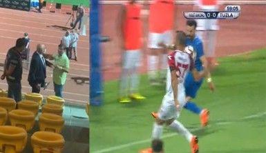 Hakem yine GMG Kastamonuspor maçını katletti, Tanju Çolak tepki gösterdi