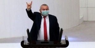 MHP'de 'Cemal Enginyurt' istifası