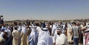 Saddam Hüseyin döneminin son bakanı Haşim defnedildi