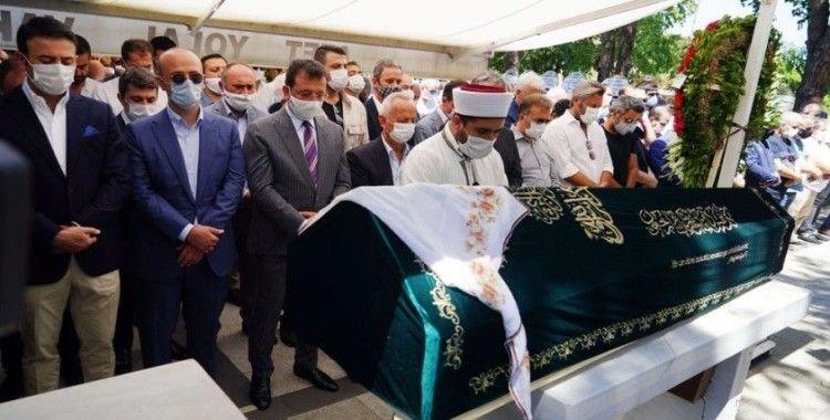 Süreyya Ulusoy son yolculuğuna uğurlandı