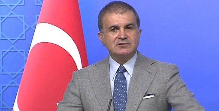Ak Parti Sözcüsü Çelik: 'Beklenen Türk' Libya'daki mazlumları toplu mezarlara girmekten korudu'