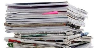 Gazete ve dergi sayıları düşmeye devam ediyor
