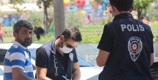 Vakaların arttığı Şanlıurfa'da ekipler alarma geçti
