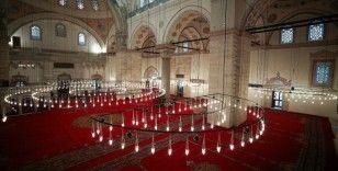 İstanbul'da 21 cami, Ayasofya Camisi açılışına gelenlere hizmet için sabaha kadar açık olacak