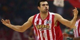Kostas Sloukas Olympiakos'ta