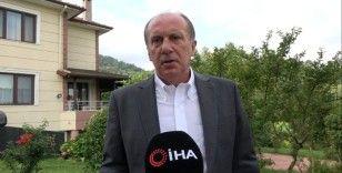 CHP'li Muharrem İnce Ayasofya'da namaz için yola çıktı