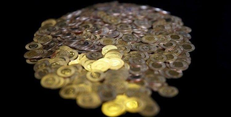 Çeyrek altın 677 lira oldu