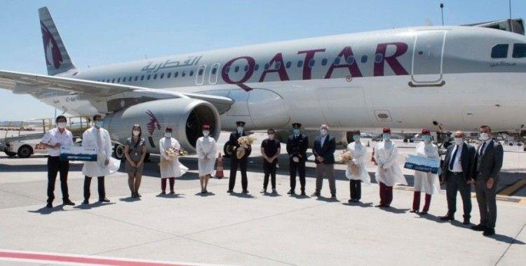 Sabiha Gökçen Havalimanı'ndan Katar uçuşları yeniden başladı