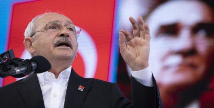 Kemal Kılıçdaroğlu tek aday olarak gösterildi