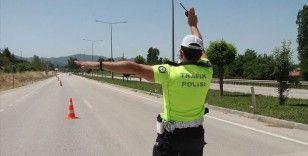 İçişleri Bakanlığından 81 il için '2020 Kurban Bayramı Trafik Tedbirleri' talimatı