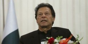 Pakistan Başbakanı Han Ayasofya-i Kebir Camii kararı dolayısıyla Türkiye'yi kutladı
