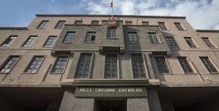 Milli Savunma Bakanlığı: Şanlı bayrağımıza uzanan kirli eller kırılır