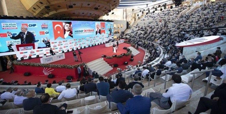 CHP'nin 37. Olağan Kurultayında 80 kişilik 'anahtar liste' yayınlandı