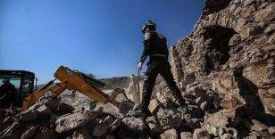 Esed rejiminin İdlib'e saldırısında bir sivil yaşamını yitirdi