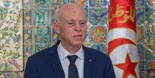Tunus Cumhurbaşkanı Said: Kriz söylemi bazıları için yönetim aracına dönüştü