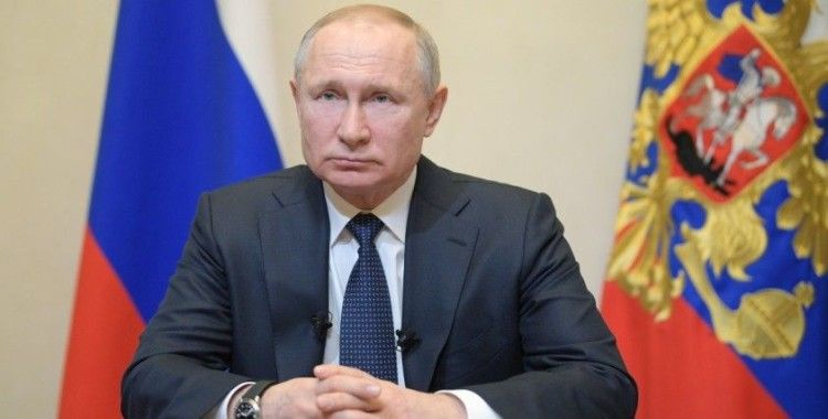Putin'den düşmanlarına gözdağı