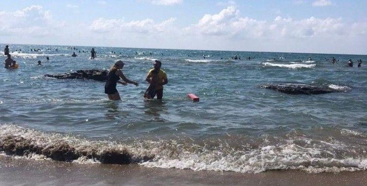 Kocaeli sahillerinde 2 günde 188 kişi boğulmaktan kurtarıldı