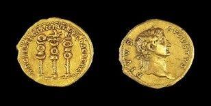 Diyarbakır'da Roma dönemine ait 187 bronz sikke ele geçirildi