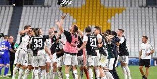 Juventus üst üste 9. kez şampiyon