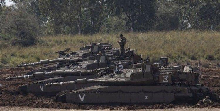 İsrail, Lübnan'ın Kafarşuba bölgesini havan saldırılarıyla hedef aldı