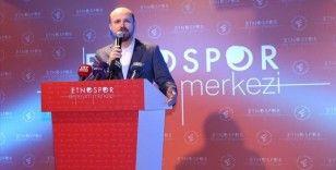 DEK Başkanı Bilal Erdoğan: 100'ün üzerinde ülkeye yardım etmek büyük başarıdır