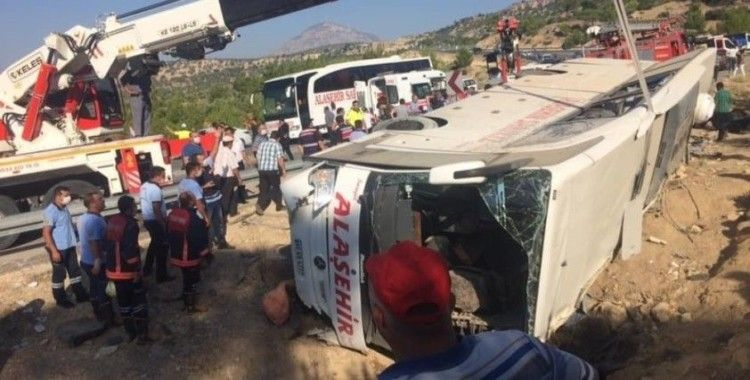 Mersin Valiliğinden güncelleme: 'Kazada 4 askerimiz şehit olmuştur'