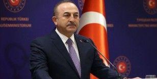 Dışişleri Bakanı Çavuşoğlu: Yunanistan'ın tepkisini anlamak mümkün değil
