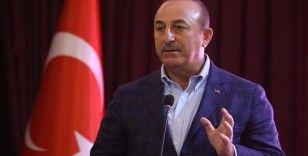 Dışişleri Bakanı Çavuşoğlu, Türkiye Maarif Vakfı 9. Ülke Temsilcileri İstişare Toplantısı'na katıldı