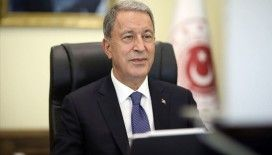 Bakan Akar: Doğu Akdeniz'de Türkiye'yi enerji denklemin dışında tutan projeler başarısızlığa mahkumdur