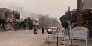 Resulayn'da bomba yüklü motosiklet patladı: 3 yaralı