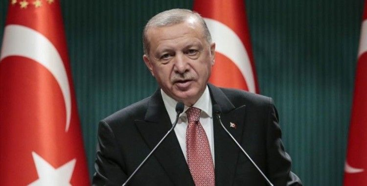 Cumhurbaşkanı Erdoğan: Koronavirüs olayına da bu bayramda çok dikkat edilmesini özellikle rica ediyorum