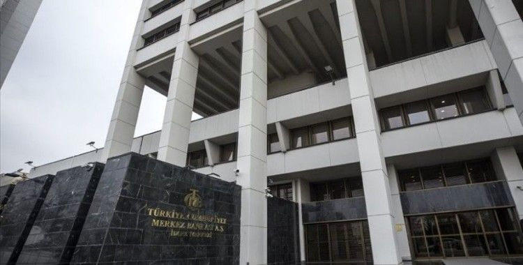 Merkez'in resmi rezerv varlıkları yüzde 5 azaldı
