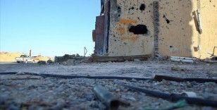 Libya'da rengini belli etmemeye çalışan İsrail perde gerisinde Hafter'e destek oluyor