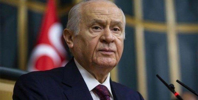 Bahçeli'den Kılıçdaroğlu'nun grup konuşmasına tepki