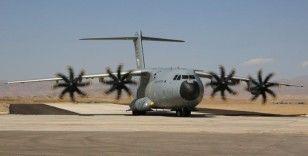 Türk savaş helikopterlerinin bir kısmı Nahçıvan'a getirildi