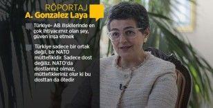 İspanya Dışişleri Bakanı Laya: Yarının dünyası 'yeniden küreselleşecek' bir dünya