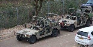 İsrail ordusu Lübnan sınırına takviye kuvvet gönderecek