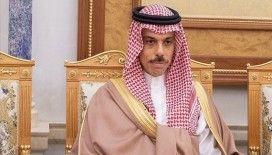 Suudi Arabistan Dışişleri Bakanı'ndan Cezayir'e sürpriz ziyaret